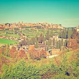 Orvieto Royalty Free Stock Photo