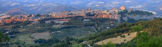 Orvieto, Ombrie, Italie images stock