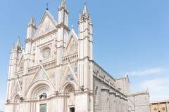 Orvieto Stock Image
