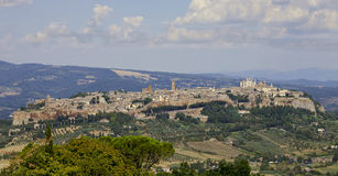 Orvieto Royalty Free Stock Image