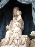 Orvieto - part of the portal Royalty Free Stock Image