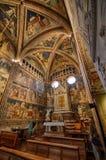 Orvieto, Umbria, il 30 agosto 2015 La cattedrale di Orvieto Fotografia Stock Libera da Diritti