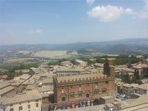 Orvieto, Umbria, Italy stock image