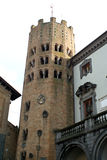 Orvieto in Umbria in Italy. Stock Images
