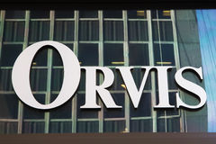 Orvis Company Sign. Stock Images
