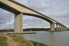 Orwell Bridge Stock Photos