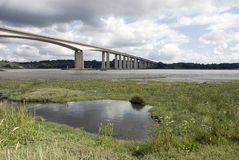 Orwell Bridge, Ipswich Royalty Free Stock Photos