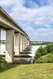Orwell Bridge Royalty Free Stock Image