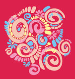 oryginał spirala Fotografia Stock