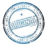 oryginału znaczek Zdjęcia Stock