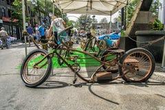 Oryginalny bicykl obraz stock