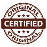 oryginalny czysty znaczek Zdjęcie Stock