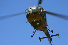 Oryx helicopter overhead Stock Photo