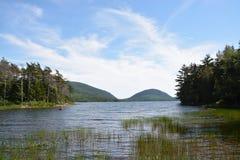 Orzeł jezioro zdjęcia stock