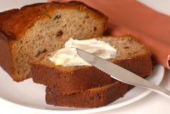 orzecha chleb bananowy Obraz Stock