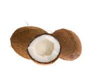 orzechy kokosowe Fotografia Stock