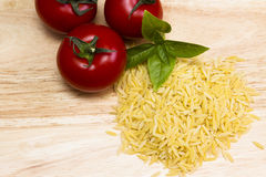 Orzo Stock Photography
