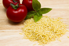 Orzo Stock Photo