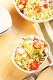 Orzo Pasta Salad Stock Photos