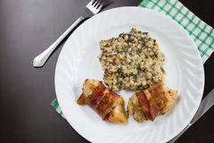 Orzotto Royalty Free Stock Photography