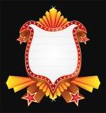 osłoien gwiazdy Zdjęcia Royalty Free