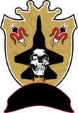 osłony czaszki Zdjęcie Royalty Free