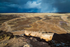 Osłupiały Lasowy park narodowy Obrazy Stock