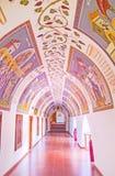 Os ícones ortodoxos Fotografia de Stock