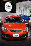 Os 2009 KIA Rio5 Imagens de Stock