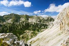 Os alpes julianos Imagens de Stock Royalty Free