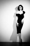 os anos 50 Fotografia de Stock Royalty Free