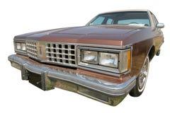 Os anos 70 americanos do carro do vintage, Imagem de Stock