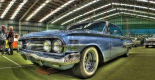 Os anos 60 americanos clássicos Chevy Impala Fotos de Stock Royalty Free
