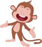 Os anos do macaco Fotos de Stock Royalty Free