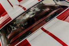 os anos 60 Ford Mustang Imagem de Stock