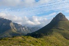 Os 12 Apostels em Cape Town África do Sul Fotos de Stock