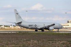 Os aviões os mais atrasados da plataforma da eletrônica da marinha dos E.U. fotografia de stock