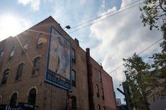 Os azuis azuis de Chicago batem, Chicago, Illinois fotografia de stock royalty free