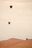 Os balões Imagens de Stock