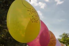 Os ballons Imagens de Stock Royalty Free