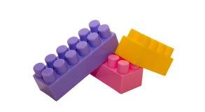 Os blocos das crianças Imagem de Stock