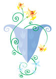 Os braços Ilustração Royalty Free