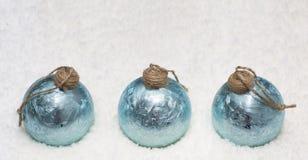 Os brinquedos do Natal estão no tapete Imagem de Stock Royalty Free