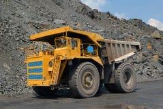 Os caminhões grandes Fotografia de Stock