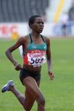 8os campeonatos da juventude do mundo de IAAF Foto de Stock Royalty Free