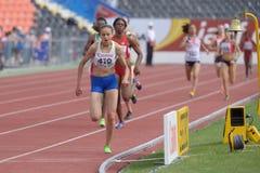 8os campeonatos da juventude do mundo de IAAF Imagens de Stock Royalty Free