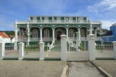 Os Caribs. Curaçau. fotografia de stock