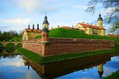 Os castelos atraíram sempre por sua atmosfera medieval misteriosa fotos de stock