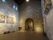 Os claustros museu e jardim 247 Imagens de Stock