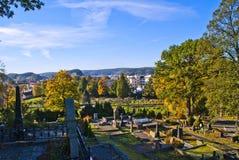 Os cmentarz Zdjęcie Stock